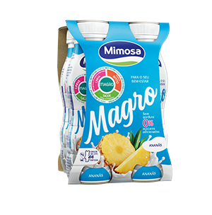 Mimosa Magro Líquido Aroma ANANÁS