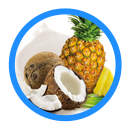 Ananas _coco _magro